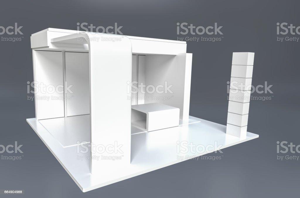 exhibition stand exhibition stand - immagini vettoriali stock e altre immagini di affari royalty-free