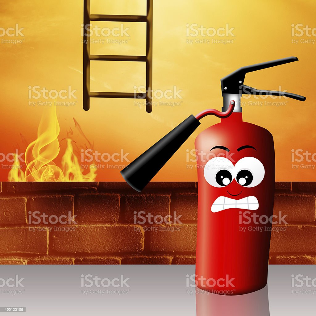 extinguisher royalty-free extinguisher stock vector art & more images of assistance