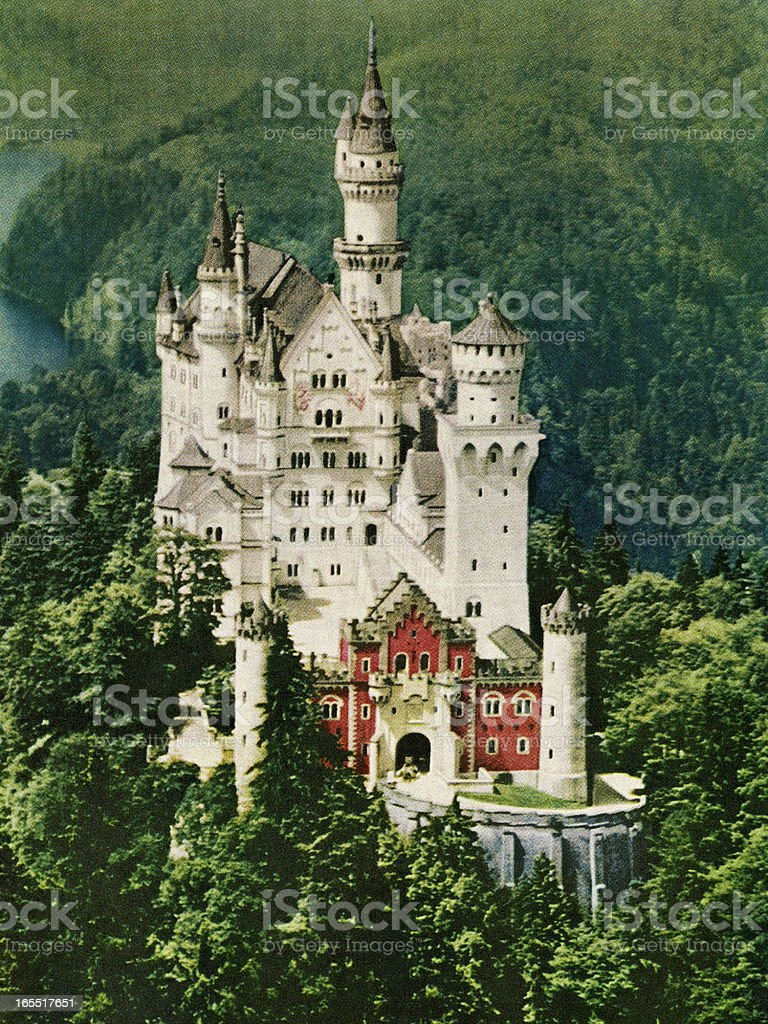 Fairy Tale Castle royalty-free fairy tale castle stock vector art & more images of architecture