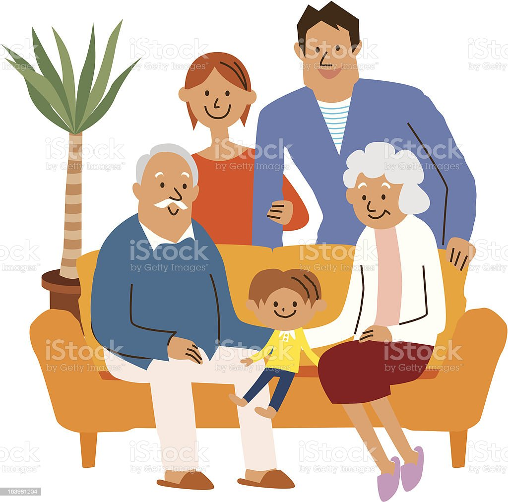 family royalty-free family stock vector art & more images of adult