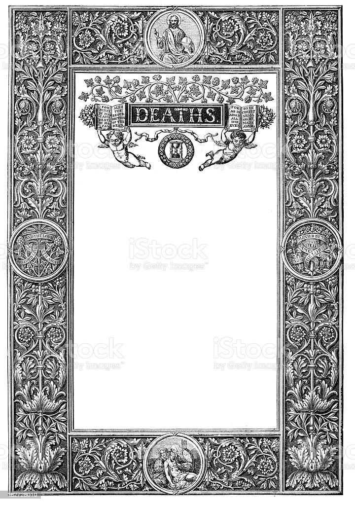 Death Certificate Clip Art Best Clipart Gallery