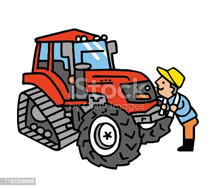 Work vehicle, agriculture