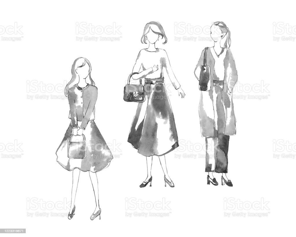 Fashion Design Stock Illustration Download Image Now Istock