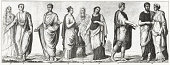 istock Fashions of Ancient Rome 484744649