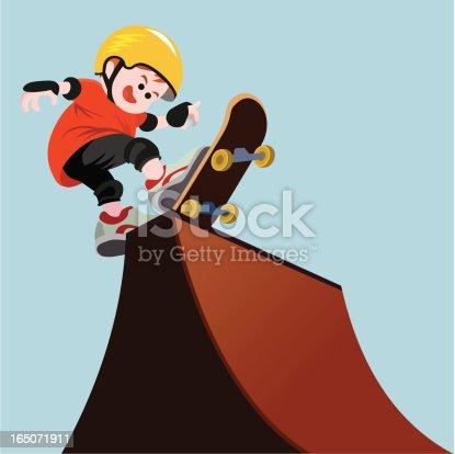 Fat boy skate