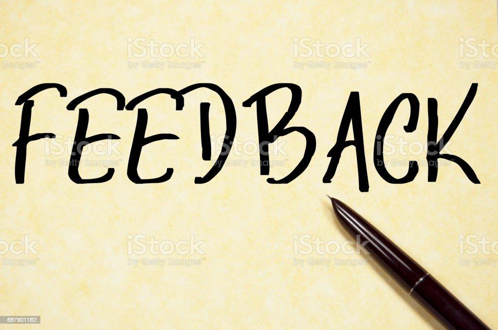 Image result for write feedback illustration