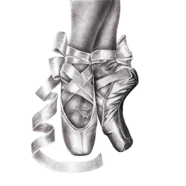 Vectores De Bailarinas De Ballet Dibujos E Ilustraciones Libres De