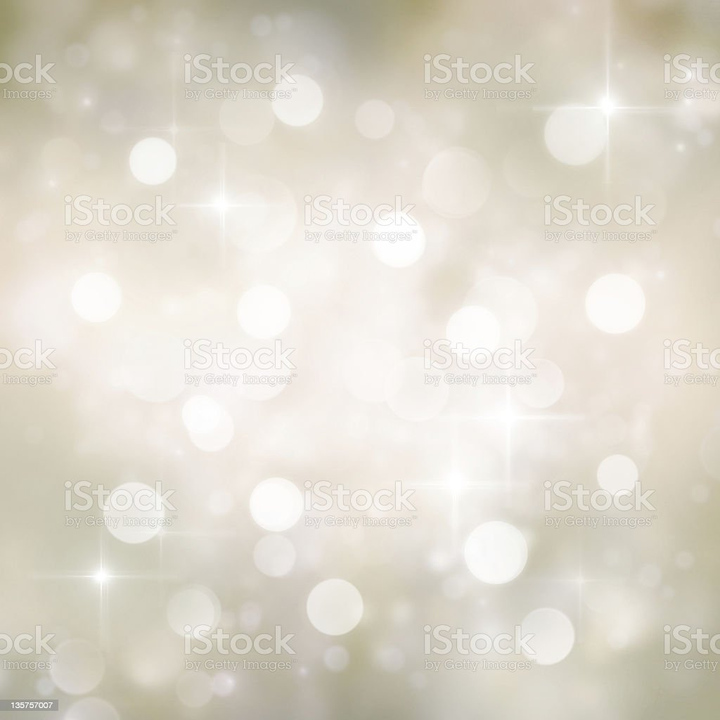 Festive bokeh background vector art illustration