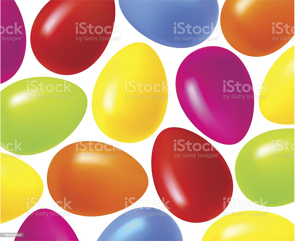 Festive Easter background royalty-free stock vector art