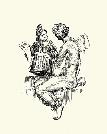 Fiary and a gnome