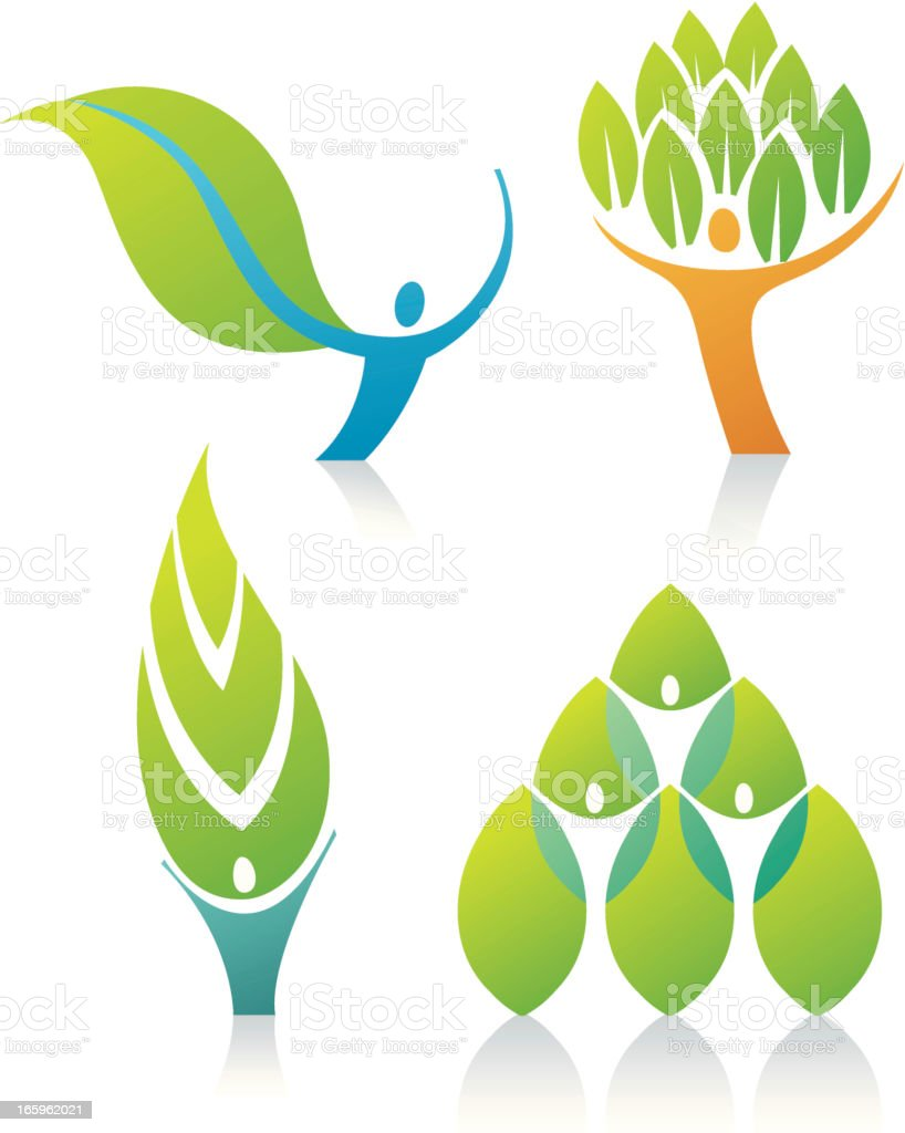 Figure tree icons royalty-free figure tree icons stock vector art & more images of adult