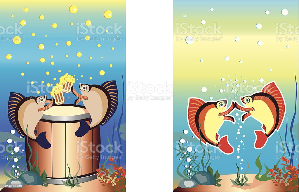 fish royalty-free fish stock vector art & more images of animal