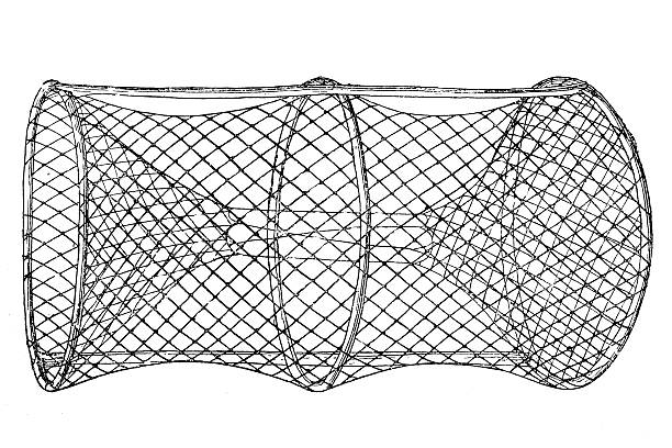 Royalty Free Commercial Fishing Net Clip Art, Vector ...