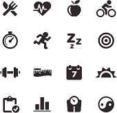 Fitness Icons | Mono Series