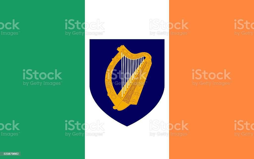 Drapeau The Republic Of Ireland 6