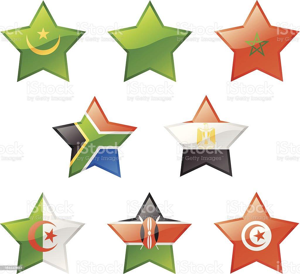 Flags star