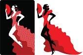 Flamenco dander