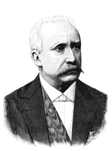 Félix Faure, president of the French republic
