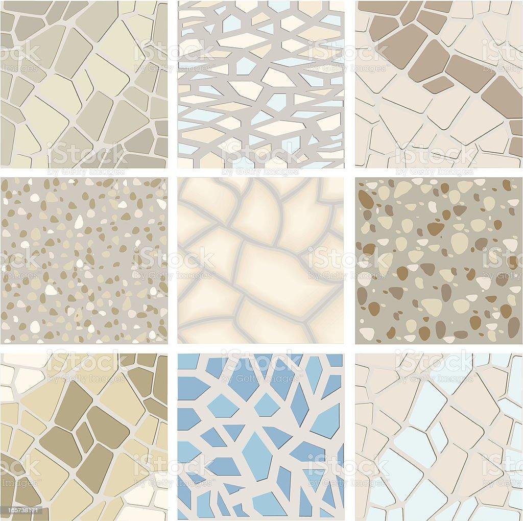 floor royalty-free stock vector art