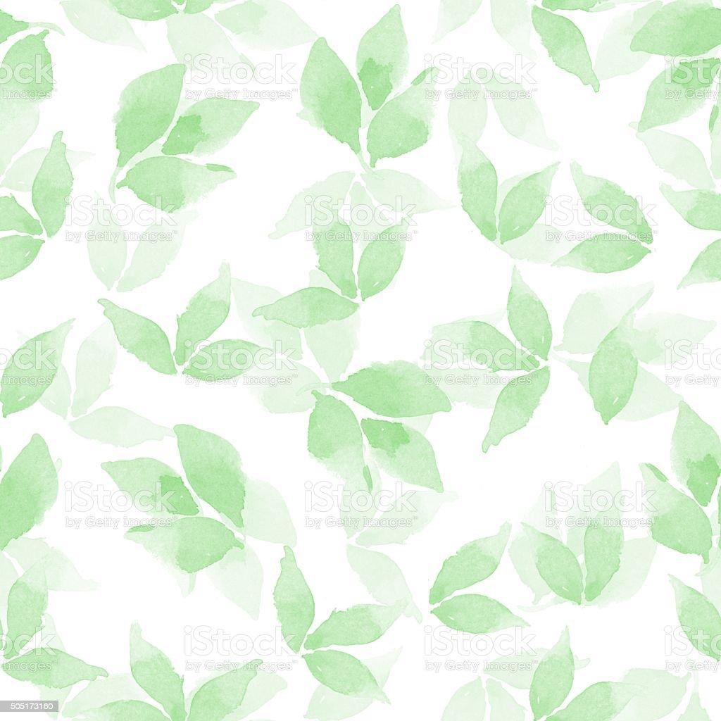Floral background. vector art illustration
