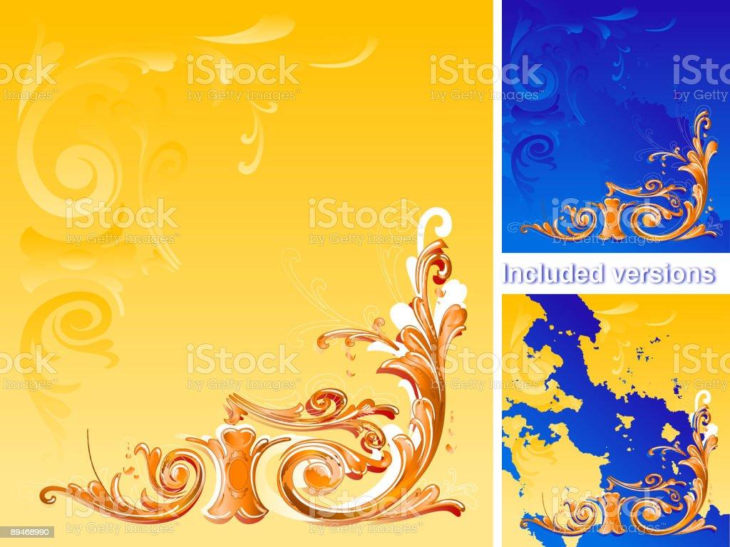 Фон с цветочным Фон с цветочным — стоковая векторная графика и другие изображения на тему Абстрактный Стоковая фотография