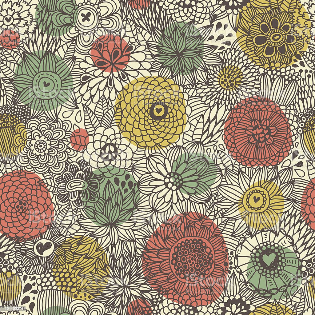 Floral carpet royalty-free floral carpet stock vector art & more images of backgrounds
