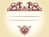 """""""Floral design, design for the book, vintage"""""""
