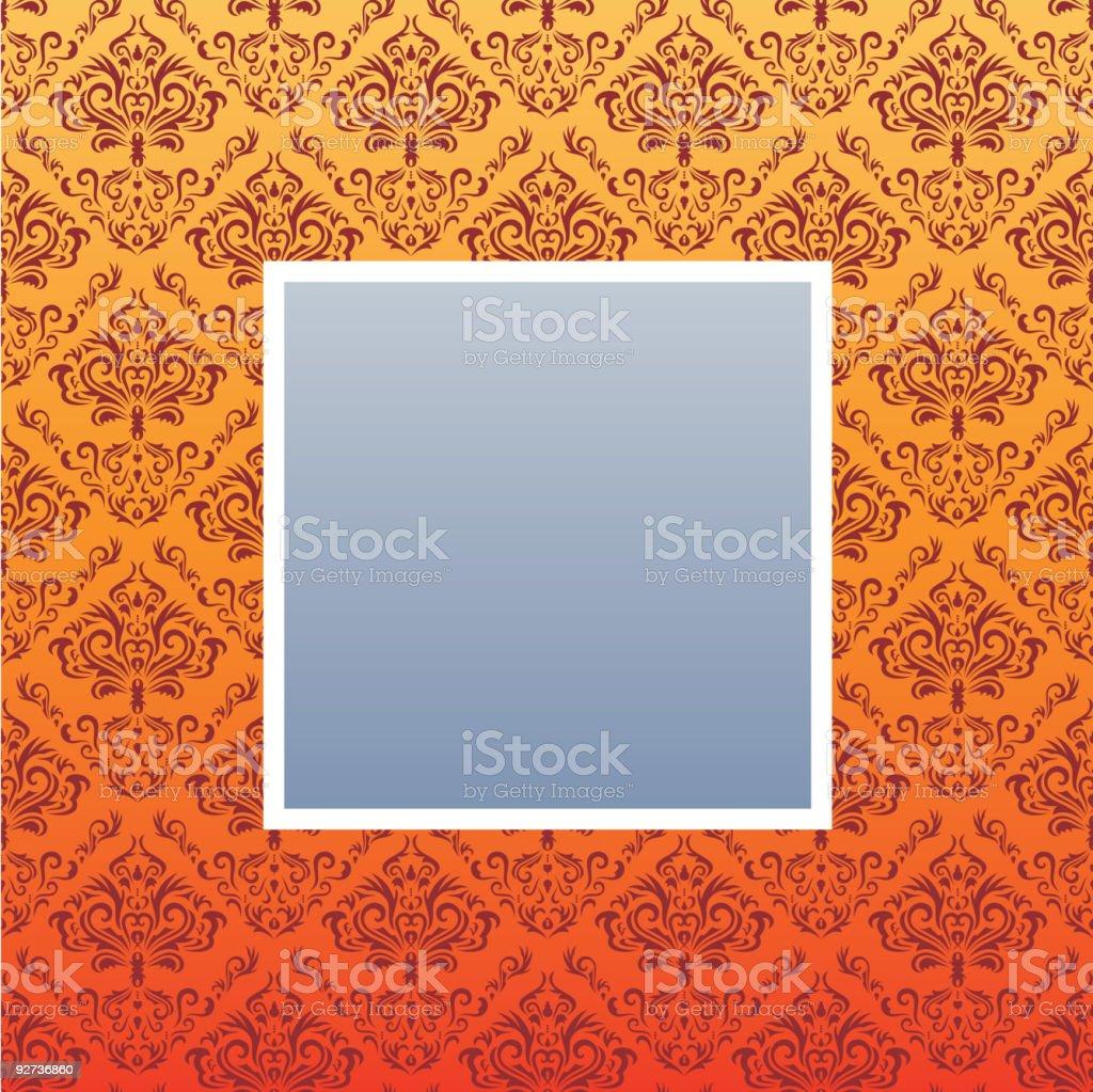 Floral frame Lizenzfreies floral frame stock vektor art und mehr bilder von abstrakt