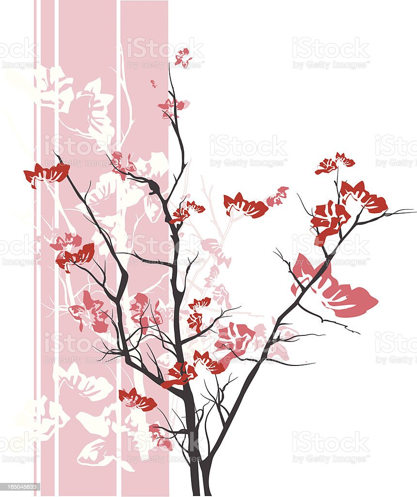 Floral oriental print royalty-free floral oriental print stock vector art & more images of abstract