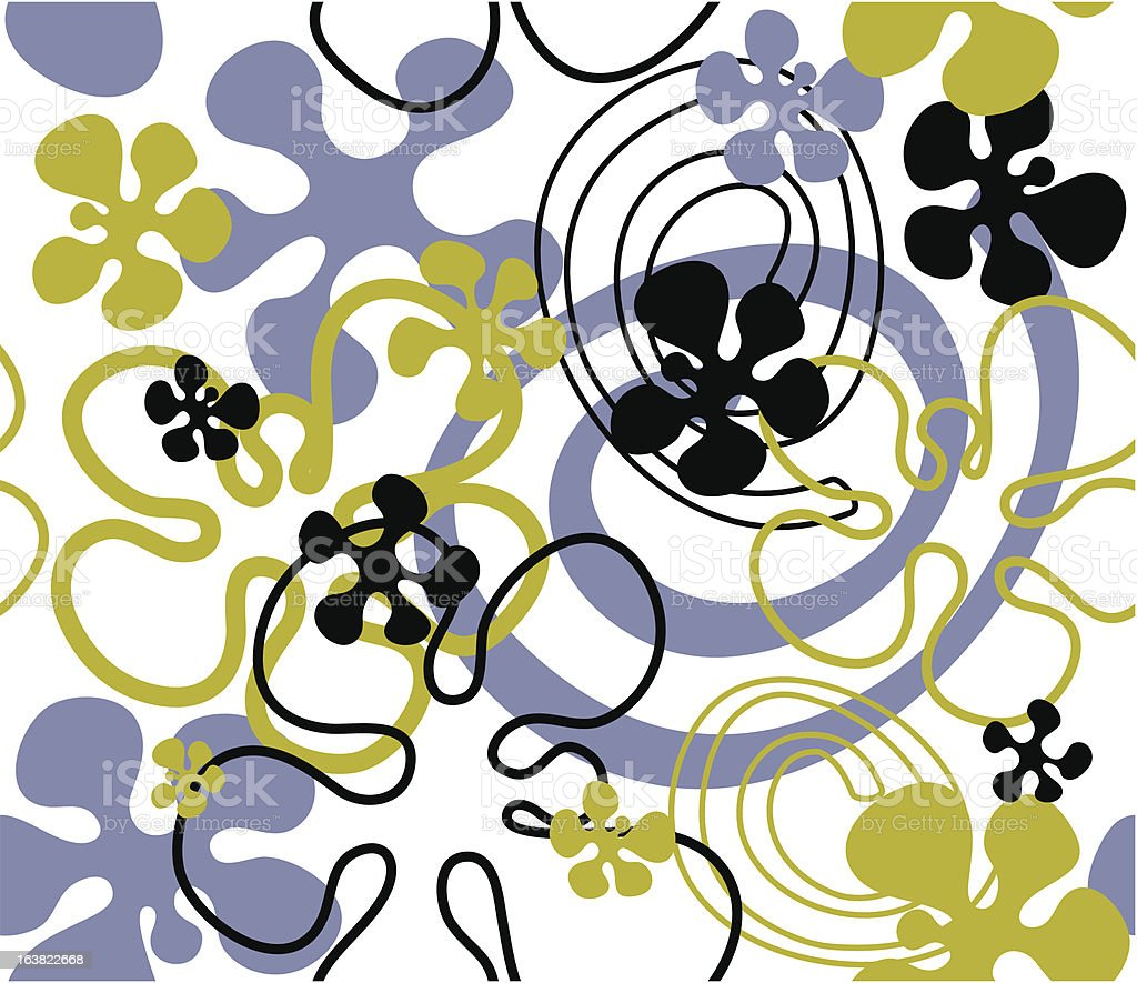 floral pattern royalty-free floral pattern stock vector art & more images of floral pattern