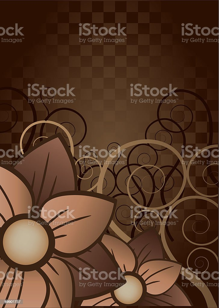 floral vector background royalty-free floral vector background stock vector art & more images of backgrounds