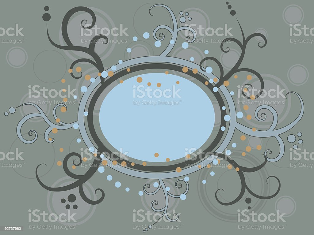 Floral vector royalty-free floral vector stock vector art & more images of abstract