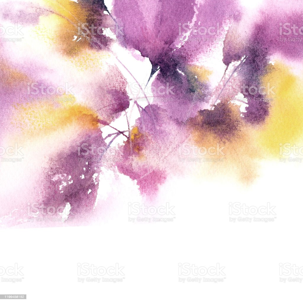 floral vintage background watecolor purple flowers wedding invitation floral design greeting card with faded flowers floral birthday card vintage floral border stock illustration download image now istock floral vintage background watecolor purple flowers wedding invitation floral design greeting card with faded flowers floral birthday card vintage floral border stock illustration download image now istock