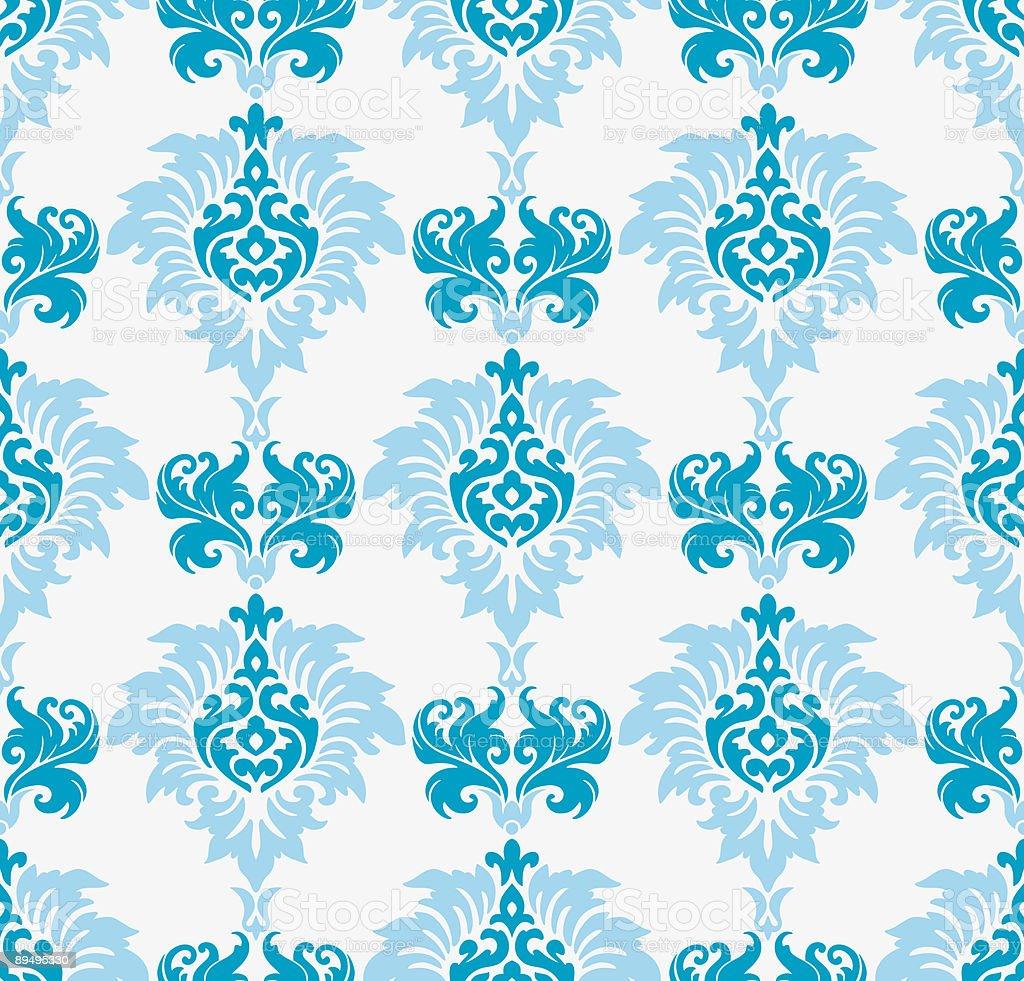 floral wallpaper royaltyfri floral wallpaper-vektorgrafik och fler bilder på abstrakt