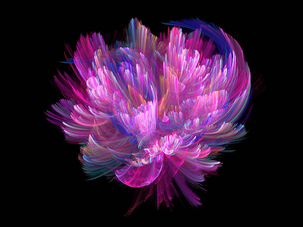 ilustrações, clipart, desenhos animados e ícones de fada da flor - organic shapes