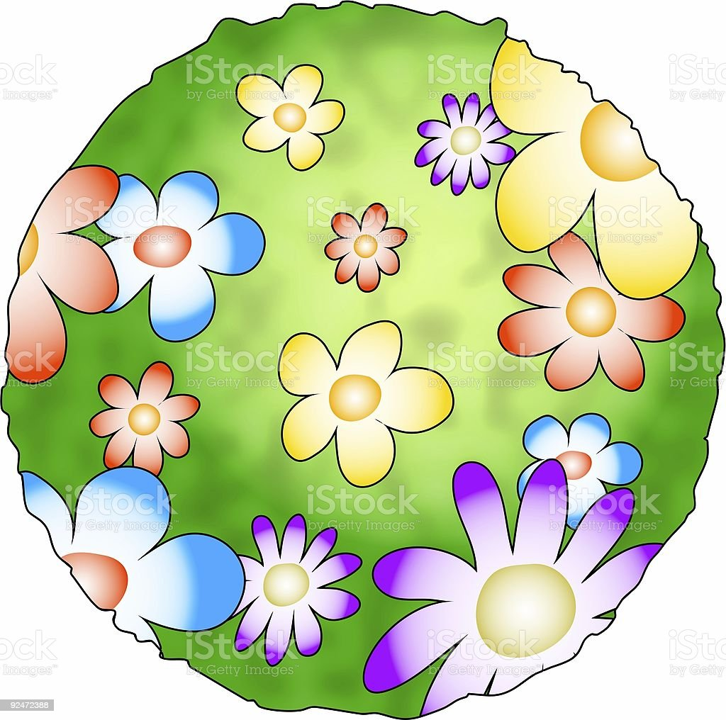 Flower Planet royalty-free flower planet stock vector art & more images of beauty in nature