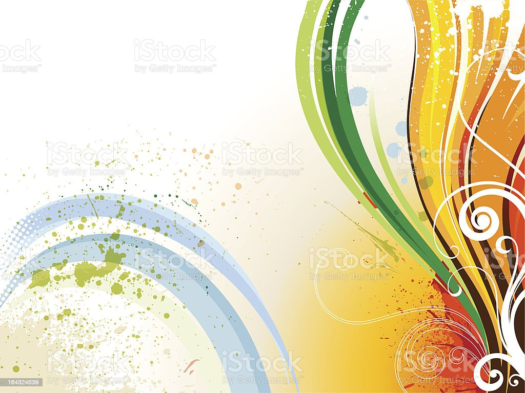 Flowing design royalty-free flowing design stock vector art & more images of abstract