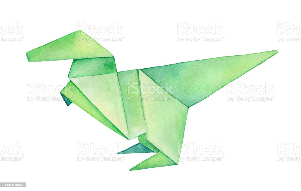 Origami T-rex 2.0 Demo 2 (Henry Pham) - YouTube | 649x1024