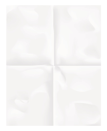 Folded paper background
