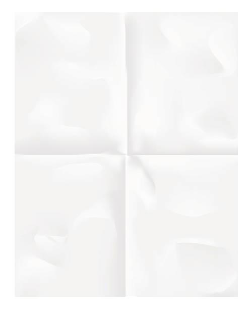 składany papier tle - składany stan stock illustrations