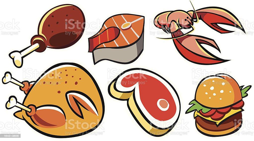 La Nourriture Vecteurs Libres De Droits Et Plus D Images Vectorielles De Affaires Istock