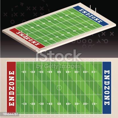 istock Football Fields 164544751