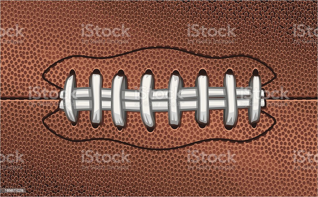 football laces stock vector art more images of ball 165671028 istock