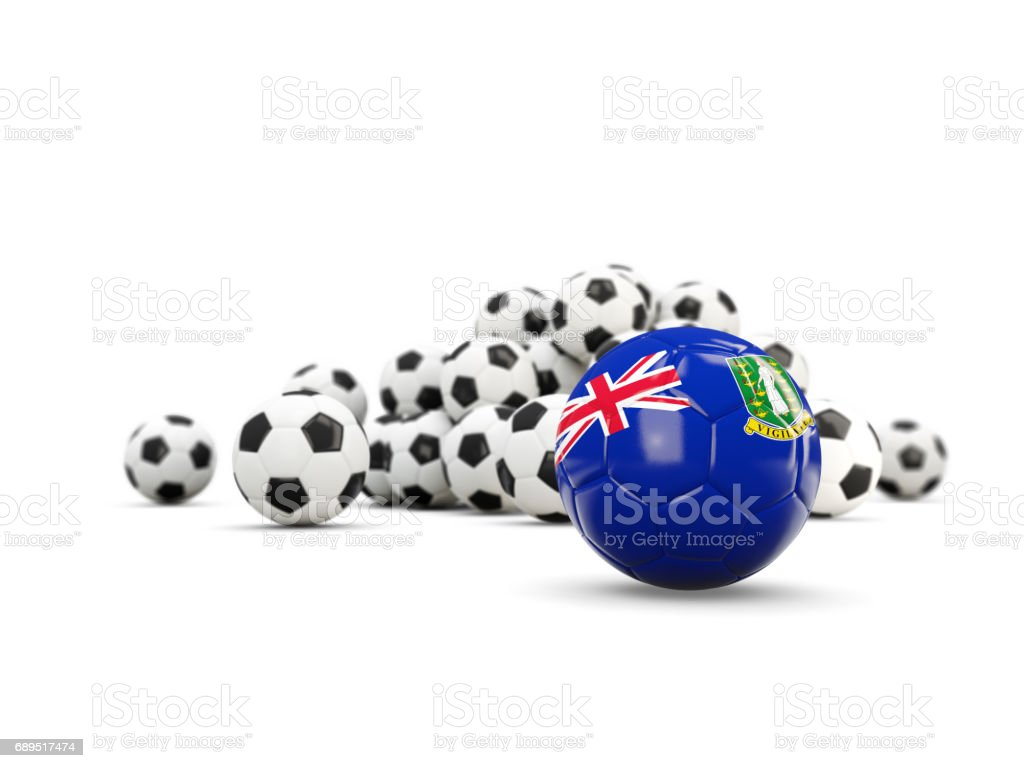 サッカーイギリス領ヴァージン諸島代表