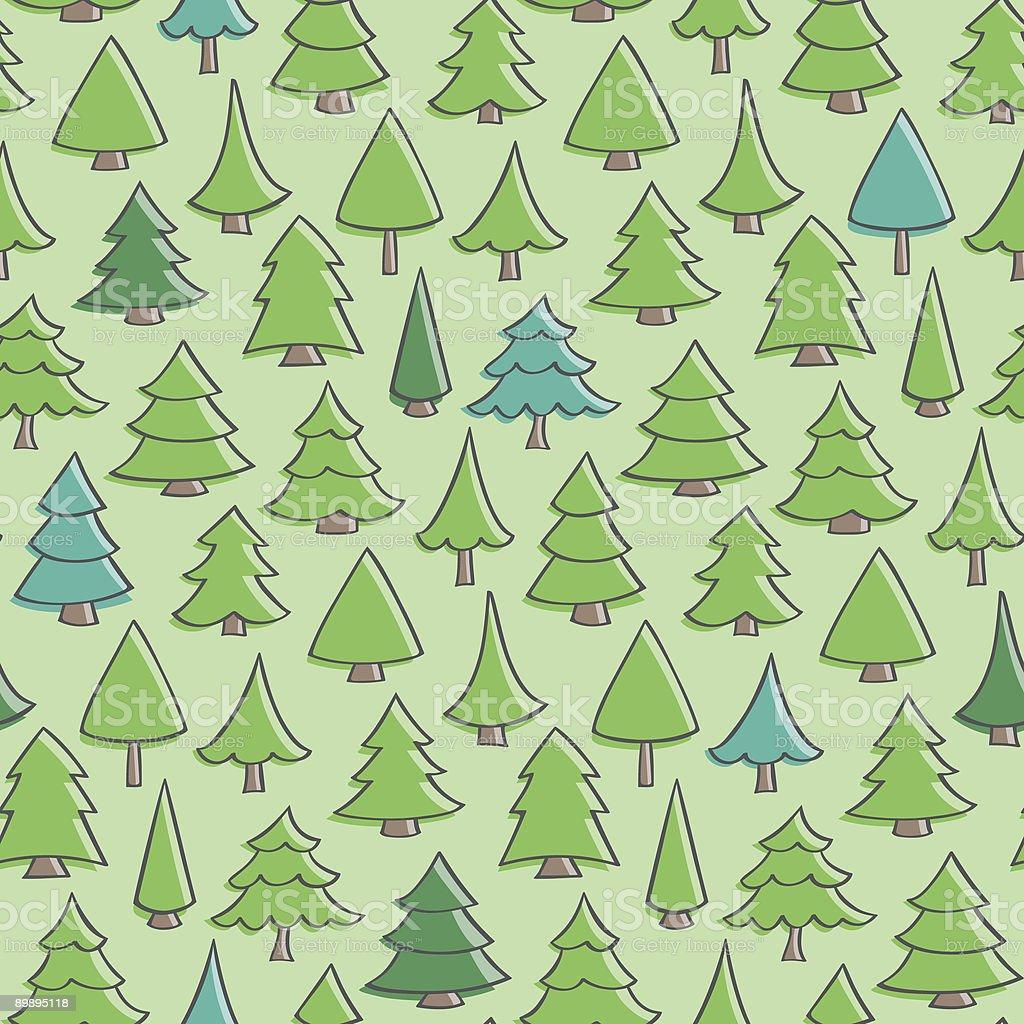 Forest Pattern royalty-free forest pattern stok vektör sanatı & arka planlar'nin daha fazla görseli