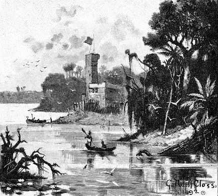 Fort La Navidad, Hispaniola