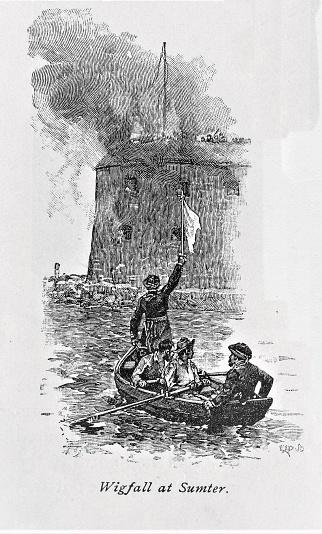 Fort Sumter, American Civil War