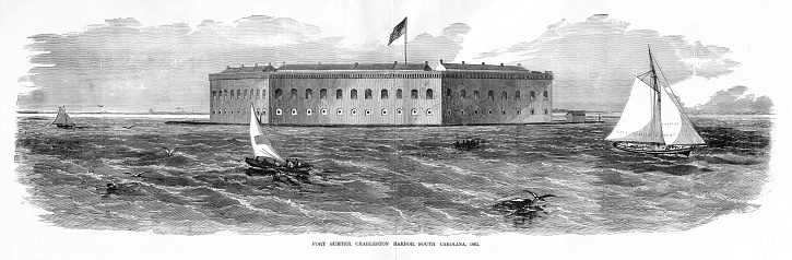 Fort Sumter, Charleston, SC