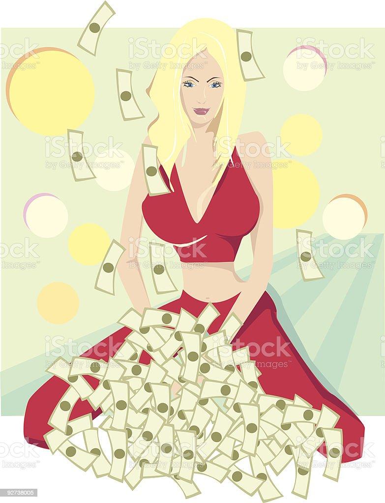 Fortune Lizenzfreies fortune stock vektor art und mehr bilder von erwachsene person