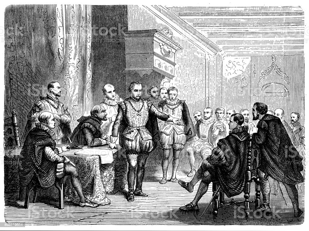 the rule of william of orange So william of orange (ruler of holland) was invited by the english to come and bring james into obedience he did and ran james into exile william and mary were offered the throne of england to rule as partof a constitutional monarchy during william and mary's reign,parliament had more power.